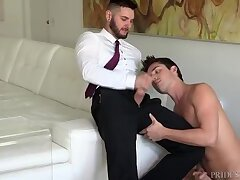 Liam Ares And  Teddy Bryce