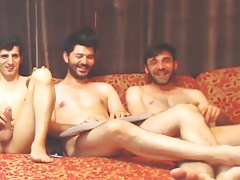 Hot Turkish guys bareback on Cam no sound
