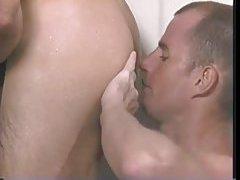 Randy gay guys ass penetration