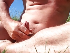 nudist beach wank 1,,Leysdown kent