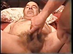 Latin gay anal sex with ball cream flow