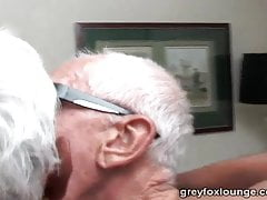 Best Grandpa Threesome Ever