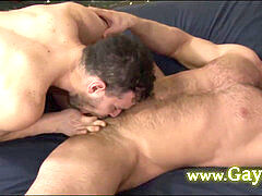 2 splendid boys love licking ass
