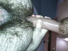 Hairy Daddy In My Hairy Hole
