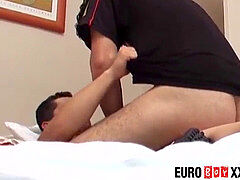 ass-fuck fuck-a-thon for adorable young twink with a very thick culo