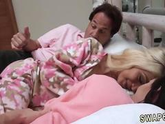 Mommysgirl squirting friends daughterinlaw full version The Sleepover SwitchUp