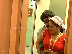 House owner romance with building employee when spouse enter into the house - YouTube.MP4