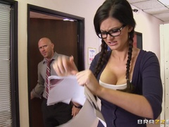 Big Tits at School (Brazzers): Prom Whore Wars : Part Two