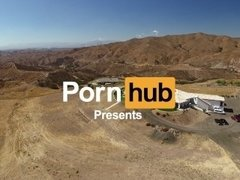 World's Biggest Lube Slide Uncensored by Pornhub Lubricants