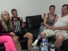 CZECH WIFE SWAP 8 - PART 1