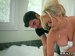 Brazzers - muddy masseuse - Another Marriage Down The Drain