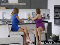 BLACKED Wives Abigail Mac and August Ames Love Big Black Cock