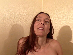 German mother and dad make privat SexTape in pov