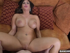 Hot StepMom Unknowingly Gets Fucked By StepSon