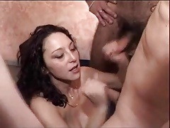 Esmeralda Martinez: Gangbang and Bukkake
