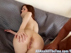 Puny Teenie Pepper Hart gets Nailed in Donk for all Assfuck!