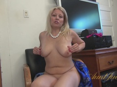 Blonde MILF Zoey Tells You Some Dirty Stories