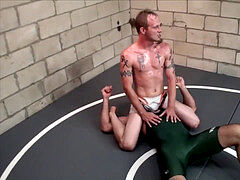 Muscle ballkicking grappling