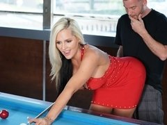 Pool Hall Milf