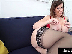 Big Booty professor Ms. Sara Jay Makes college girl Lose His flow