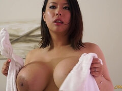 Asian massage - Tigerr Benson hardcore MILF porn