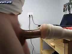 Weird sex toys and big dildos stretch tiny pussies