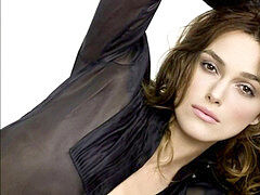 (JC) Keira Knightley - wank Off compete (EASY)