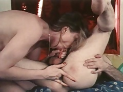 A Vintage Prostate Massage with Blowjob
