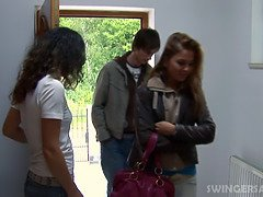 Swinger Party - Ordinary People Fucking, Very Hot