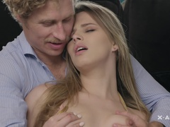 X-Art: Jillian Begs For A Ride