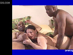 My Wifes DFWKnight Wedding gang-bang breeding