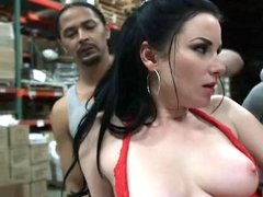 gangbang auditions - Veruca James