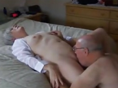 Old Sticky creampie