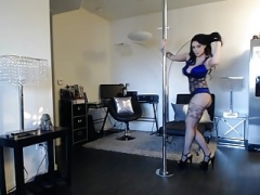 Pole Dance Bodystocking