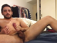 HOT NIPPLE PLAYING GUY