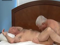 Two older allies Have A nice pound
