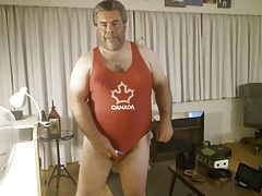 New Canada swimsuit