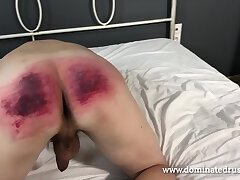 spanking of young russian gay