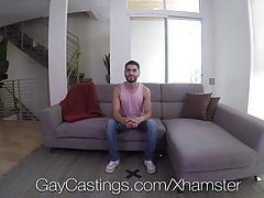 GayCastings Casting fuck with Angel Duran