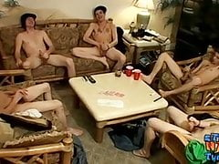 tommylads strip poker wank group