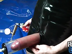 Amazing Cock Pumping Fun